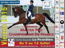 Championnat de France Dressage